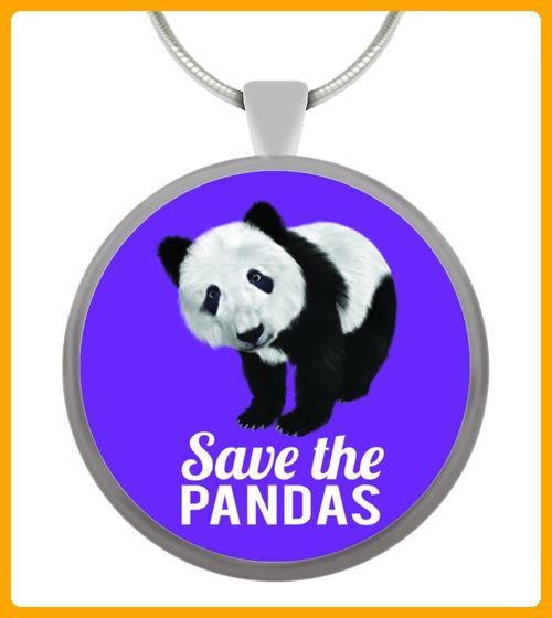 Save the pandas - Panda shirts (*Partner-Link)