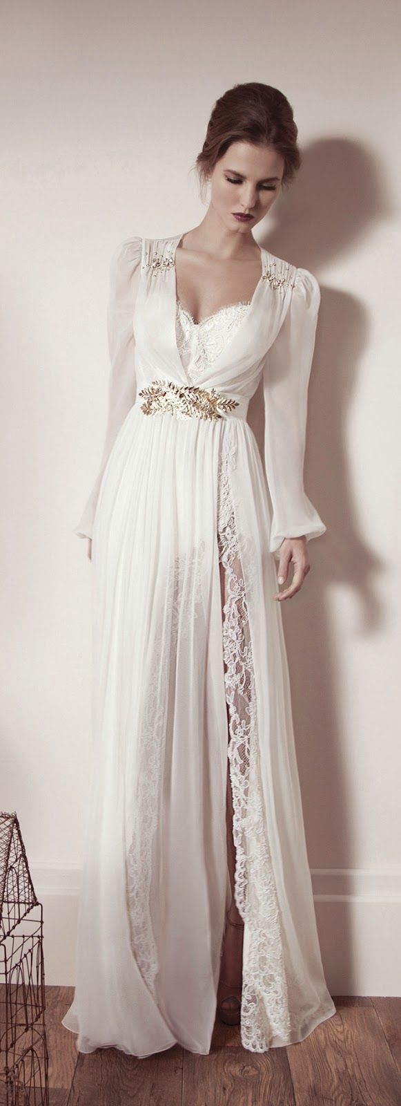 Lihi Hod 2013 Bridal Collection | bellethemagazine.com www.ouihours.com