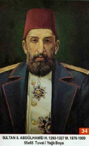 SULTAN II.ABDÜLHAMİD HAN // Osmanli pâdisâhlarinin otuzdördüncüsü, Islâm halîfelerinin doksandokuzuncusudur. Sultan Abdülmecîd'in ikinci oglu olup 1842'de dünyâya gelmistir.  Genç yasta dînî ve fennî ilimleri mükemmel bir sekilde ikmâl etti. Sâzeliyye tarîkati seyhi Mehmed Zâfir Efendi ve Kâdiriyye tarîkati seyhi Ebu'l-hüdâ Efendi'den feyz alarak zâhirdeki dirâyetini, mânevî bir kemâl ile de tâçlandirmistir.