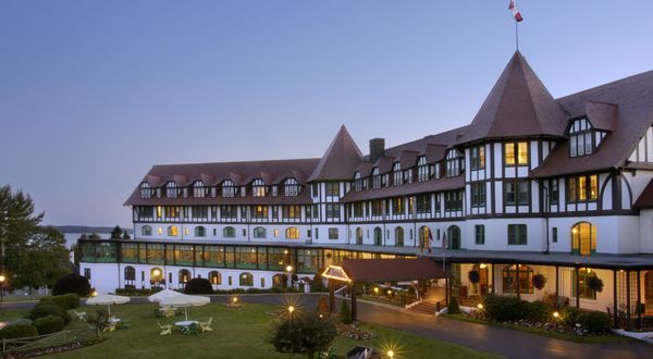 A New Era for the Algonquin Resort // This famed hotel on the Bay of Fundy in St. Andrews, New Brunswick gets a facelift for 2014.