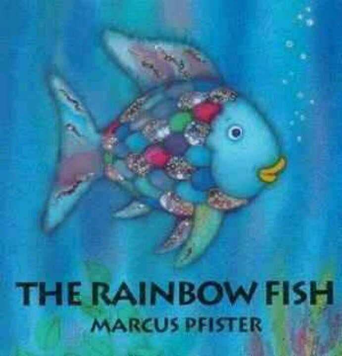 this book is about a fish who finds happiness through making friends and learning how to share i chose this book because it really shows the importance of - Colorful Fish Book