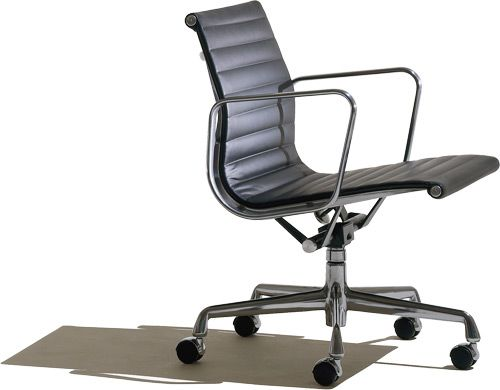 Eames aluminum group management chair design charles for Herman miller eames aluminum group management chair