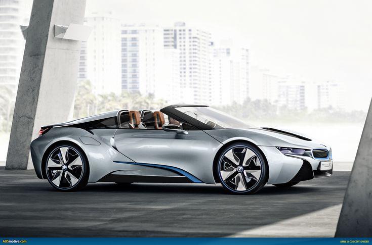 BMW i8 roadster - Google Image Result for http://www.ausmotive.com/pics/2012/BMW-i8-Concept-Spyder-01.jpg