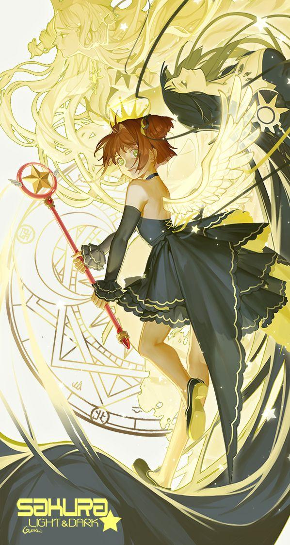Cardcaptor Sakura Luz & Oscuridad