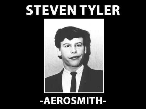 #Steven_Tyler from #Aerosmith