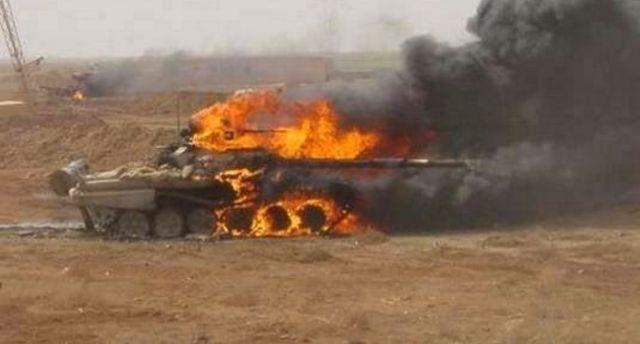 Para mujahidin pun sebenarnya telah terdesak. Mereka merasa tak mungkin lolos dari kepungan tank-tank Rusia.
