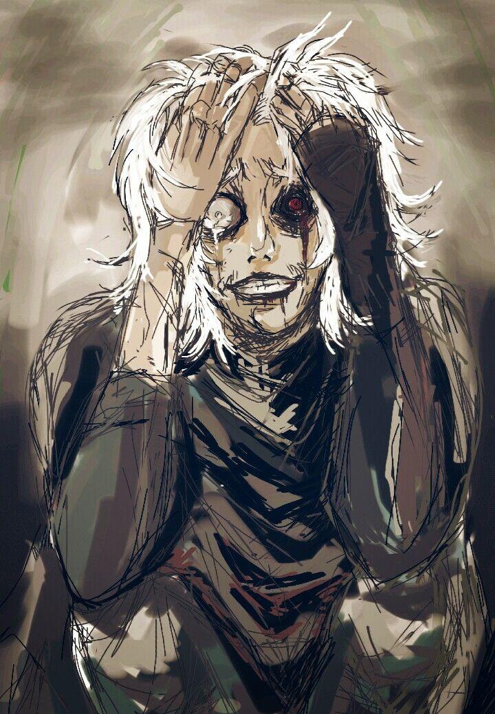 Seidou Takizawa ||| Tokyo Ghoul: Re Fan Art.