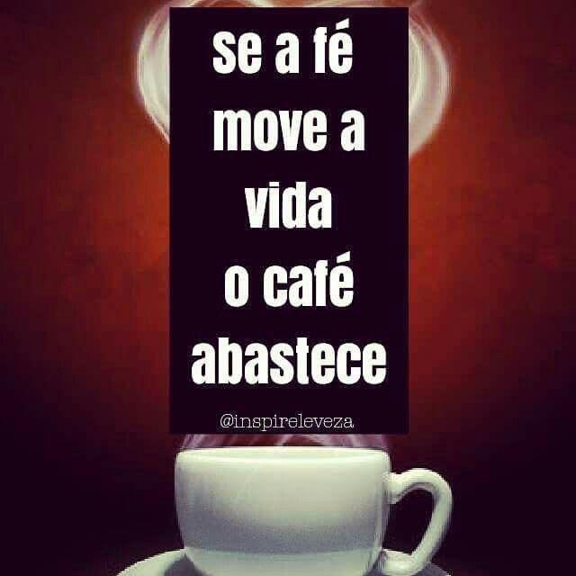 Fé com café