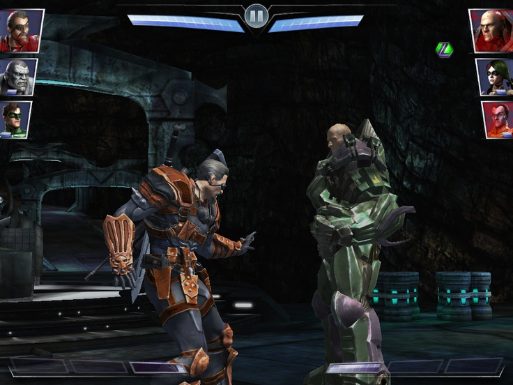 Injustice - A great looking and fun fighter with decent touch controls