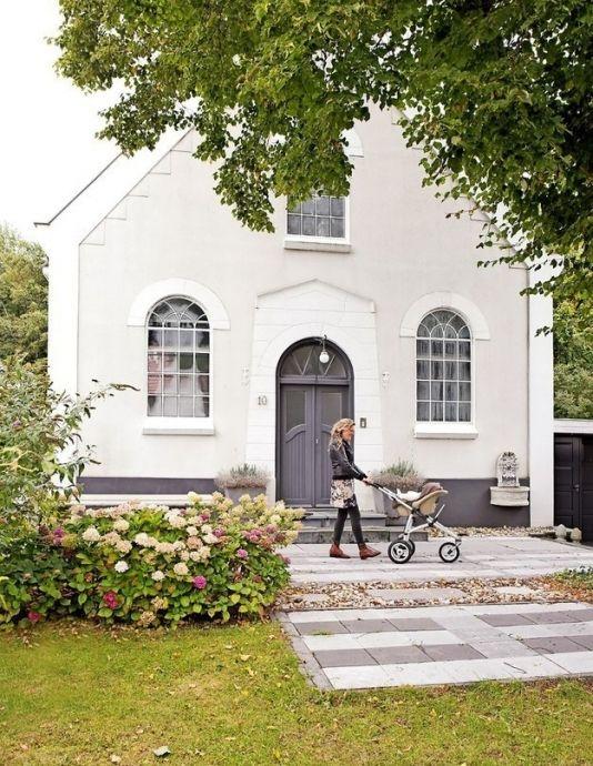 Дом в Нидерландах - Дизайн интерьеров   Идеи вашего дома   Lodgers