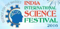 INDIA INTERNATIONAL SCIENCE FESTIVAL 2016, Scholarships In India