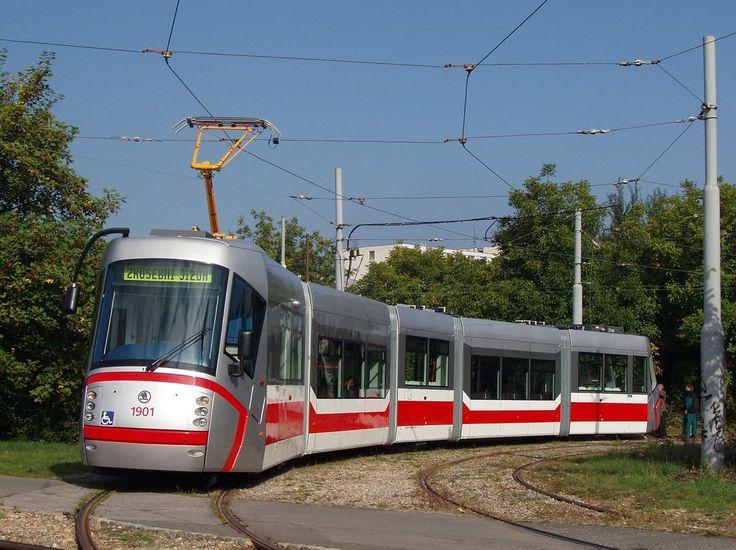 tramvaje v Brne #brno #tram