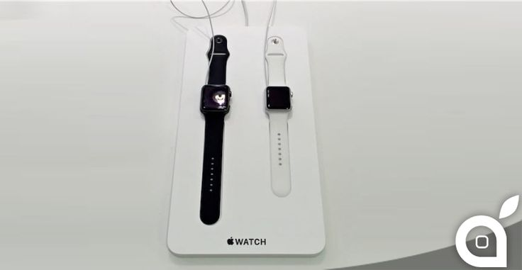 Arrivano i nuovi espositori per Apple Watch allinterno dei negozi