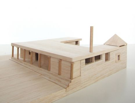 Kulttuurisauna will be completed in Hakaniemenranta on the Helsinki waterfront in early spring. In addition to a sauna, the building will accommodate a small cafeteria, a small private room and an office.