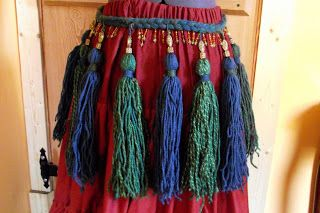 Belly dance: How to make tribal fusion belly dance belt