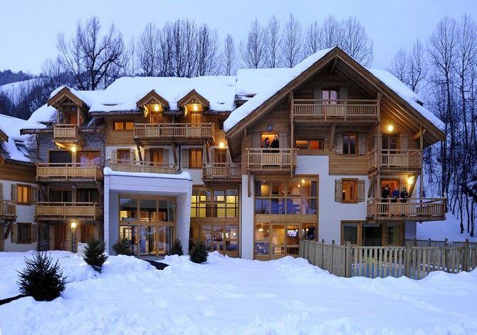 Vacances Au Ski Pas Cher Serre Chevalier Pack Tout Compris Residence Ladret Prix