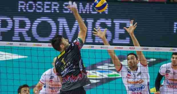 Noliko – Sir Safety Perugia streaming Champions Volley