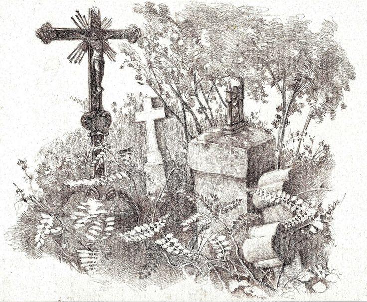 village old cemetery   Flickr - Photo Sharing!Попский Ростислав