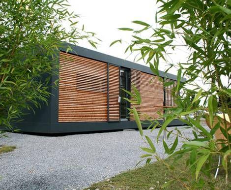 Minihaus, Foto: Adriaans U0026 Lemcke Mobiliengesellschaft MbH