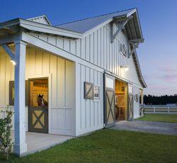 Savannah School of Art and Design Equestrian Facility