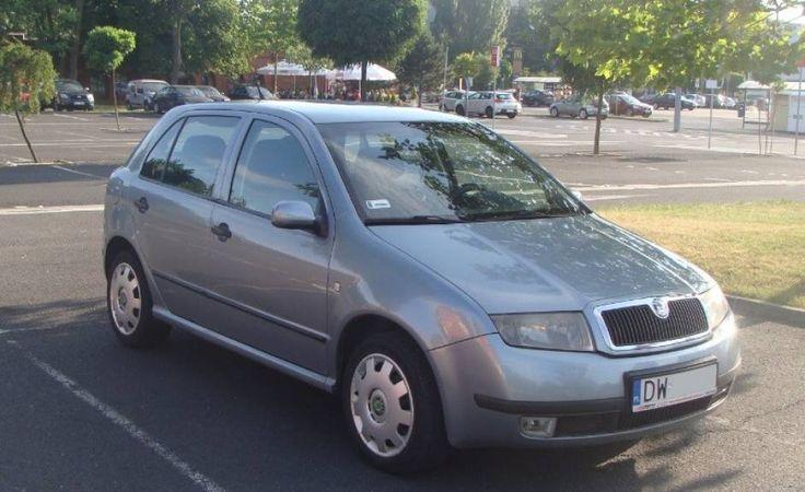 Skoda Fabia - samochody używane - autto.pl