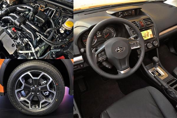 2013 #Subaru XV #Crosstrek Interior available at #parkway in #wilmington