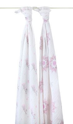 Baby Swaddle Blanket - For the Birds – Baby Luno
