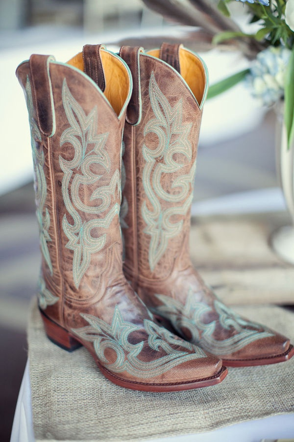 Cowboy Boots: Shoes, Cowgirl Boots, Texas Style, Country Girls, Cute Boots, Wedding Boots, Something Blue, Cowboys Boots, Old Gringo Boots