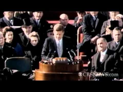 President John F. Kennedy's Inaugural Address - YouTube