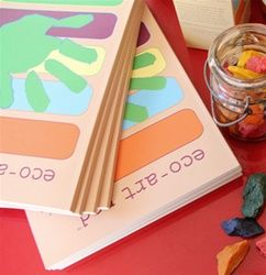 """Eco-Kids 50-page, 9x12"""", Eco-Art Pad ~ Made in the USA, $10.95"""