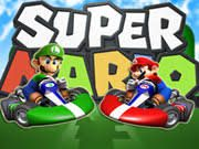 Kore Karts Flash Game. Drift your car on the annulus road and drift 5 laps as fast as possible. Play Fun Mario Kart Games Online.