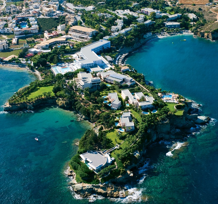 Out Of The Blue, Capsis Elite Resort  #Crete