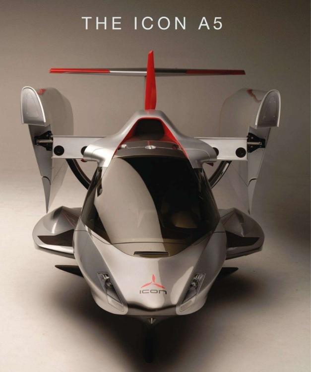 The Icon Seaplane