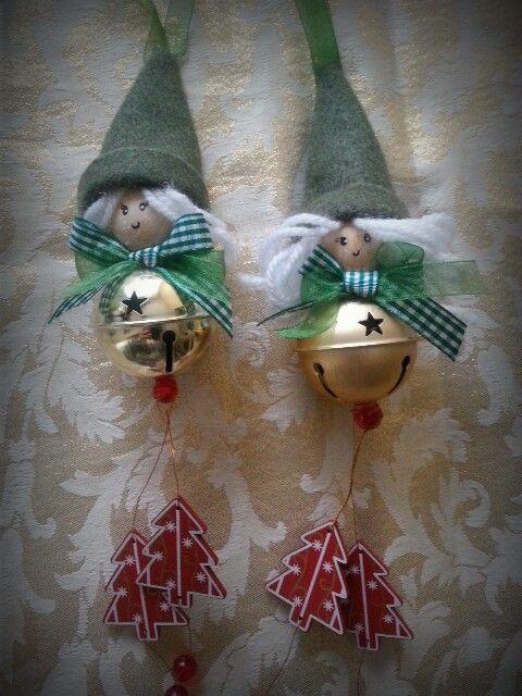 Campanellini natalizi