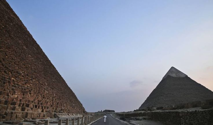 Secret Room May Have Been Found in Khufu Pyramid — Full Details