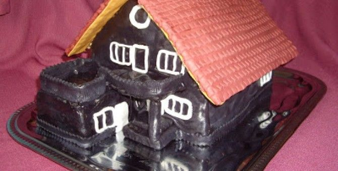 Top 10 cake ideas for kids ~9~Cake house