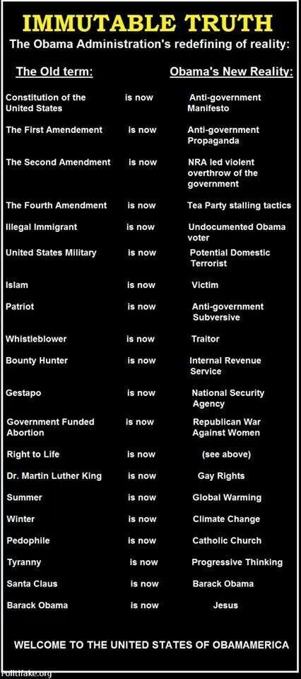 Obama's administration.