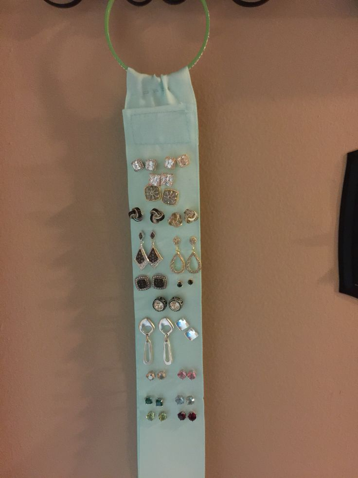 Best 25+ Stud earring organizer ideas on Pinterest