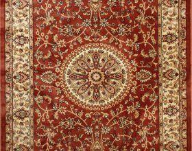 DYWAN ISFAHAN 5257a http://www.kochamydywany.pl/dywan-isfahan-5257a-r%C3%B3%C5%BCowy