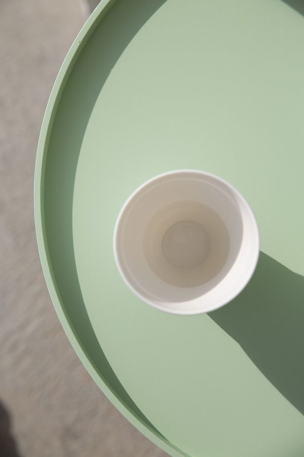 On The Move - Tray Table - Mint