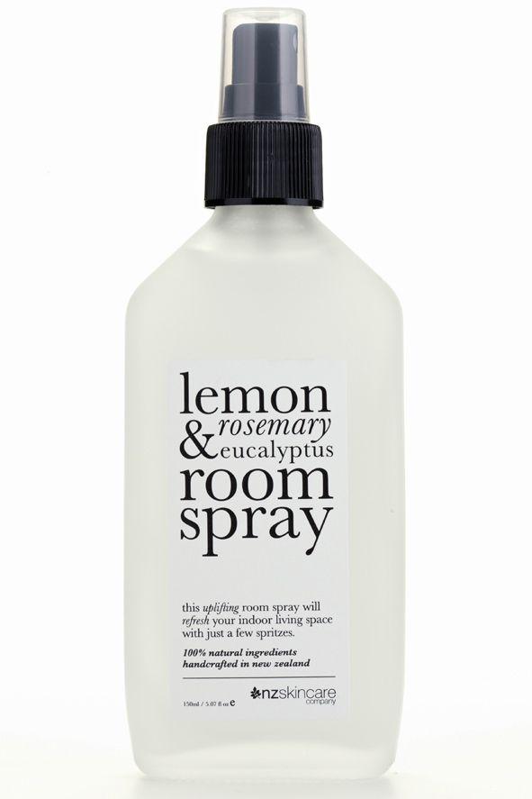 Lemon, Rosemary & Eucalyptus Room Spray