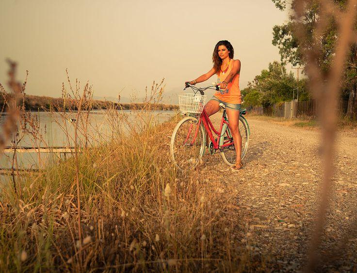 Ride a TOURLIS bike