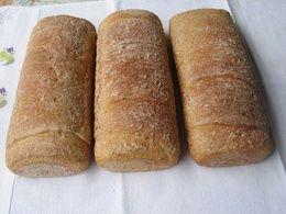 Receita de pão caseiro integral