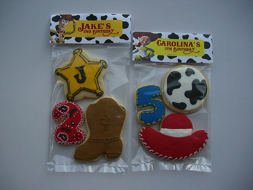 Toy Story Cookies Favor