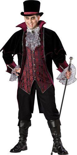 mens vampire of versailles costume