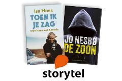 1 maand gratis Storytel audioboeken