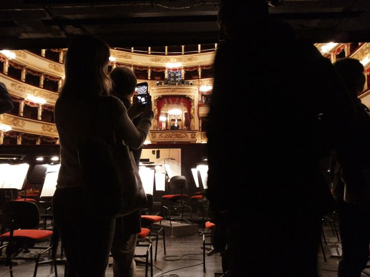 Admire the Teatro alla Scala in Milano from the musicians' point of view. Only with our exclusive backstage's tours. Have an unique experience with our top notch guided tours and cultural events.  Info and booking: tour@milanoarte.net