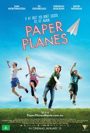An imaginative children's film about a young Australian boy's passion for flight and his challenge to compete in the World Paper Plane Championships in Japan.