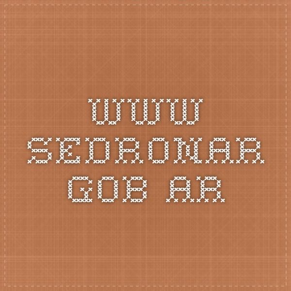 www.sedronar.gob.ar