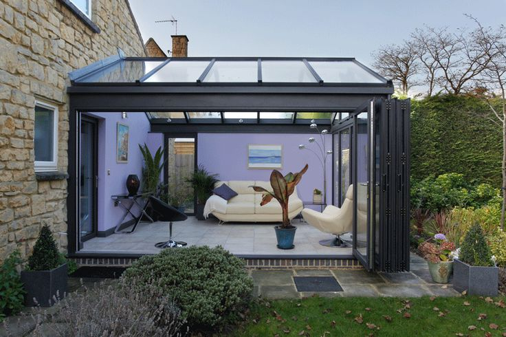 Aluminium Conservatories Glass Extension Pergola Home